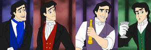 Prince Eric Color Spectrum by SelenaEde