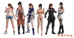 Kasumi and Momiji Megapack Preview 1 by SSPD077 by faytrobertson