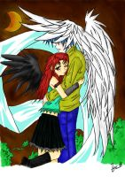 angels _colored_ by zzum