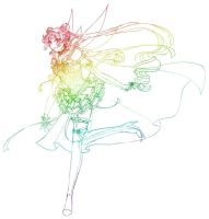 Ornate Sailor Moon 3 by thelettergii