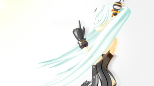 -MMD- Faster than a bullet train by MariMariD