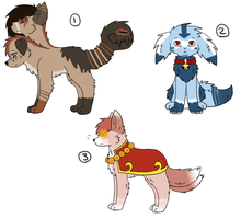 Random Adopts 1 (CLOSED) by all-type-adopts