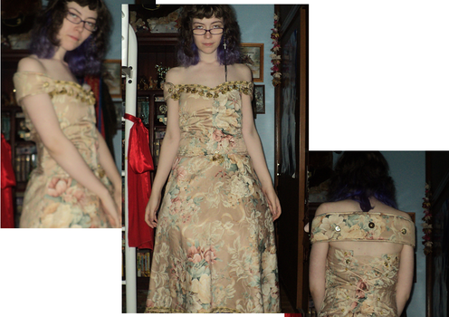 My first dress by SoulInNeed