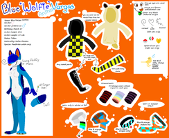 Anthro Wolfie reff sheet by Pumpkabooz