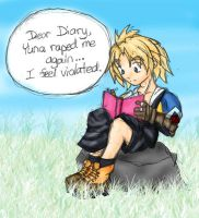 Tidus' Diary by Snake-Eyes-
