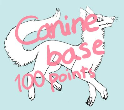 Canine base by adopts4dayz