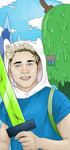 FINN THE HUMAN // HORAN by DannyJarratt