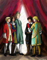 APH - Treaty of Utrecht by lunargift
