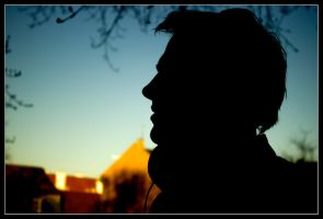 Day time silhouette by FreeMaind