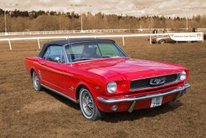 Ford mustang 3 by Missmith91