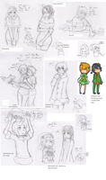 Holiday Sketches 2010 by Resident-Prussia
