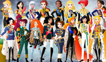 All the Disney Monarchs by Willemijn1991