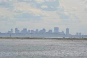 Boston In the Hazy Distance by Miss-Tbones