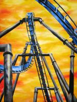 Roller Coaster Rapture by Kamino185
