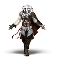 Creed troll by GeorgeSanchez