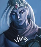 Varus The Arrow of Retribution by Hanenama