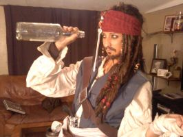 Jack Sparrow 5 by ColorOfConfidence