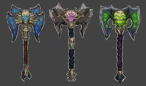 Weapons by S2uey