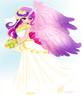 Princess Cadance by WaterGleam