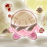 Call of Kirby: Triple Deluxe by Jcdr