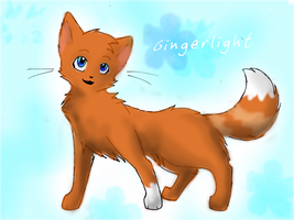 Gingerlight by leftysmudgez