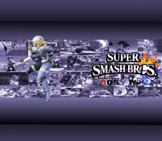 Sheik Wallpaper by CrossoverGamer