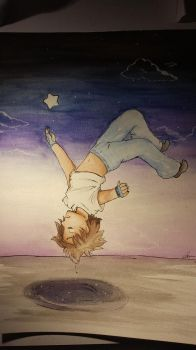 Falling into Infinity by no-stars-out