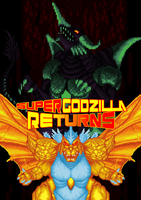 Super Godzilla Returns by Burninggodzillalord