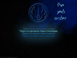 The Jedi Order by mch8