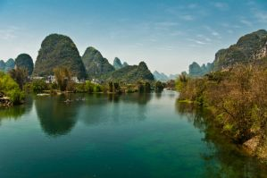 yangshuo, china by aloxey