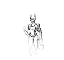 Bat Wip 1 by MrLively