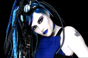 Electric Blue by AgonyInEcstasy