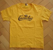 cacaolat t-shirt by myxomy