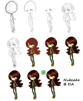.:Chibi Tutorial:. by XnubcakeX