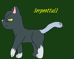Serpenttail by MarsieZeWerewolfie