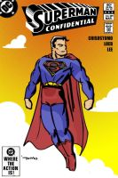 Fake Superman Cover by jsos