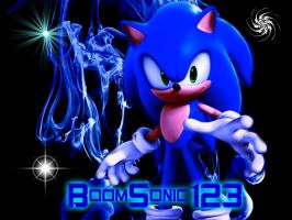 BoomSonic123 Icon 2 by SonicXBoom123