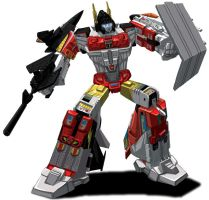 Superion by ButtZilla