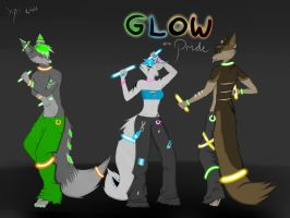 Glow with pride by Xyri