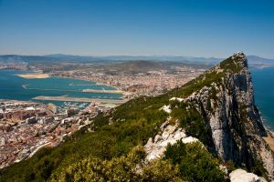 Scenic Gibraltar by DeviantTeddine