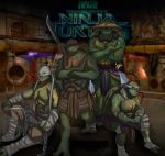 SkratchJames TMNT Movie - New Group by Crista-Galli