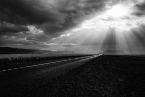 Route 1 Petursey | Iceland by JacktheFlipper-de