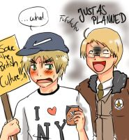APH - JUST AS PLANNED by Kisu-Fu
