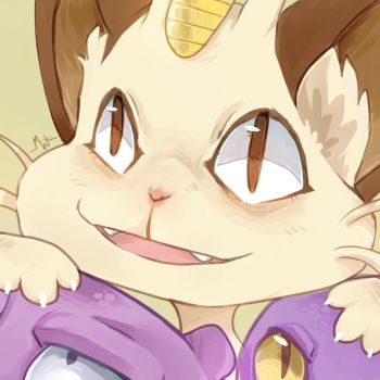 Meowth that's right! by mysteriousthewolf