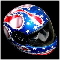 USA Helmet by hardart-kustoms