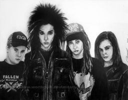 Tokio Hotel by worthgold