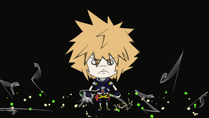 Sora don't be afraid... by sonicJKevin