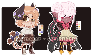 Adopts: 01 {CLOSED} by CremeBap
