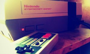 NES by EmilyHippieElliott