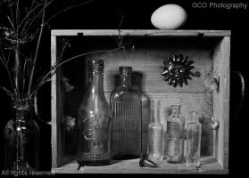Still Life with Egg by GCOPhotography